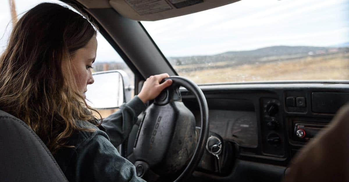 Rijles leren autorijden herinnering