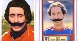Panini-nostalgie: zo zagen voetballers er heel vroeger uit